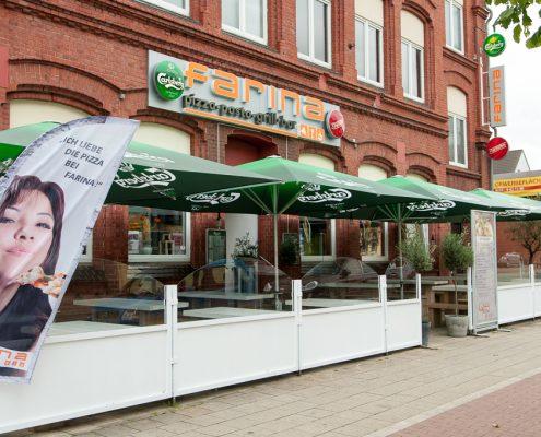 Farina Gelsenkirchen - Ausstattung