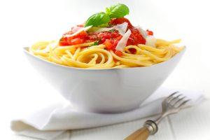 Farina Essen - Spaghetti