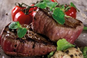 Farina Essen - Fleisch - Steak - Filet
